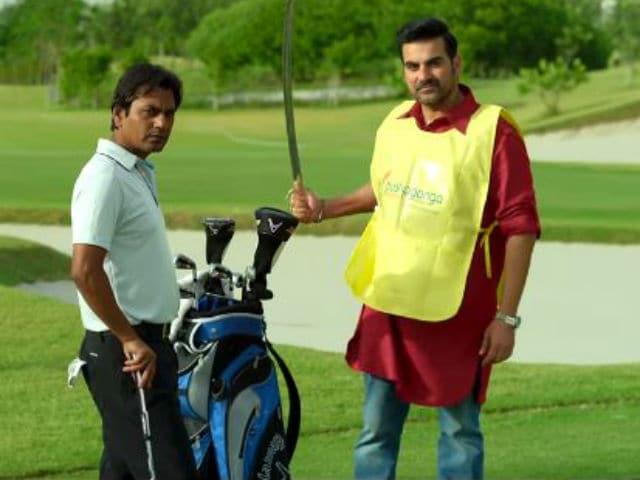 Arbaaz and Nawazuddin on Freaky Ali, Salman and the Paparazzi