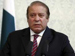 Pakistan PM Nawaz Sharif Urges US, UK To Help Resolve Issues With India