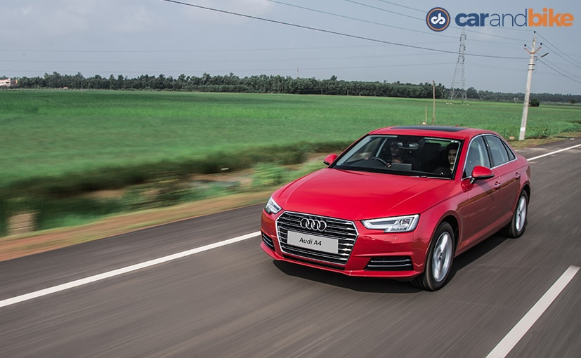 New Audi A4 Comes With the 1.4-litre Petrol Engine