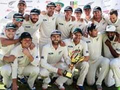 न्यूजीलैंड ने दूसरे टेस्ट में जिम्बाब्वे को 254 रन से हराकर 2-0 से सीरीज जीती