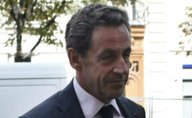 Sarkozy faces second day of questioning in Gaddafi funds case