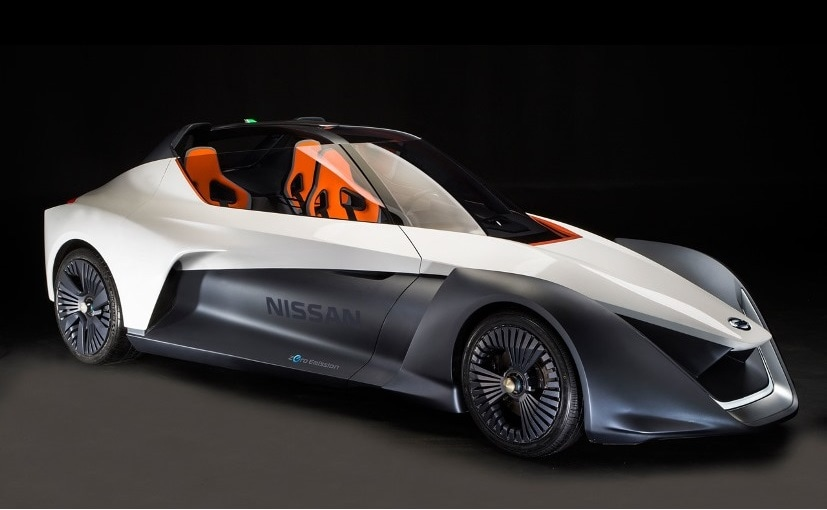 Nissan's New Electric Concept BladeGlider Does 0-100 km/h In Under 5 Seconds
