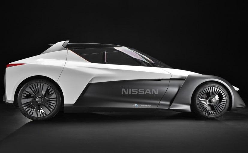 Nissan BladeGlider Side Profile