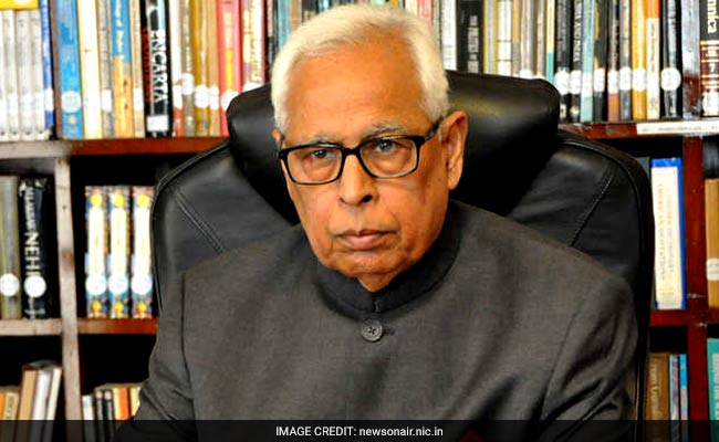 NN Vohra Says He Wants To Quit, Say Sources; Centre Says Not True