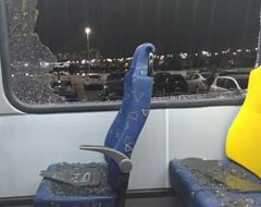 Bullets Suspected In Rio Olympic Bus Attack