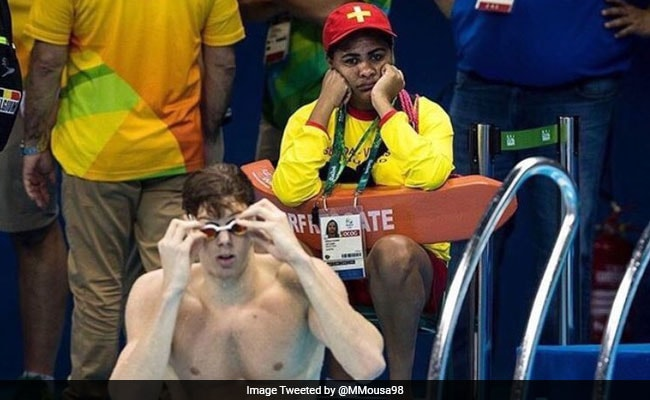 Lifeguard To Condom Delivery Guy: 5 Odd Jobs At Rio Olympics