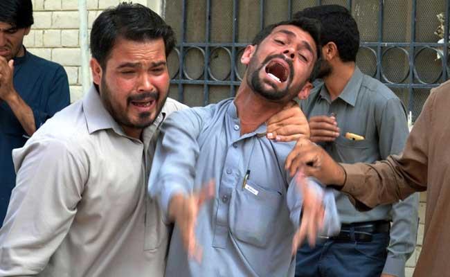 पाकिस्तान के क्वेटा में बम धमाका, 40 लोगों की मौत, 50 लोग घायल : रिपोर्ट्स