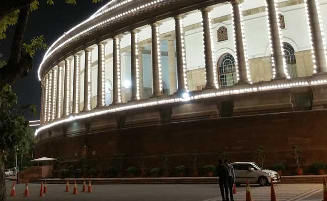 Midnight Parliament Central Hall Event To Mark GST Rollout: Report