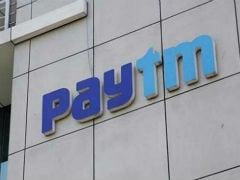 Paytm's Rs 2,000-Crore Funding Deal Likely In Next Few Weeks: Report