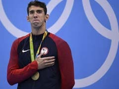 Michael Phelps to Race a Great White During 'Shark Week'