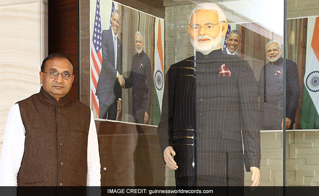 Gujarat Merchant Who Bought PM's Pin-Striped Suit Duped Of Rs 1 Crore