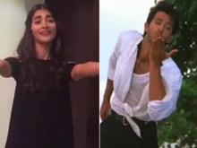 <I>Kaho Na Pyaar Hai</i>, Pooja Tells Hrithik in Dubsmash Debut