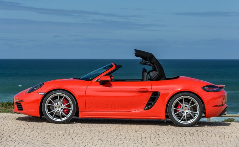 Porsche 718 Cayman And Boxster Launched In India Prices