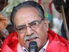 Nepal's Maoist Leader Prachanda Set To Be Next Prime Minister