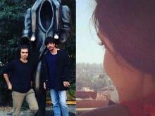 Shah Rukh Khan, Anushka Sharma Make Memories in Prague