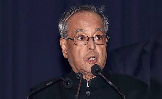 Delhi High Court To Hear Lawsuit Involving President Pranab Mukhrejee