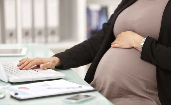Refer to pregnant 'people' not women, United Nations is urged