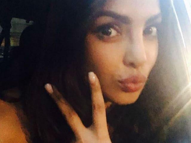 Priyanka Chopra's Been Claimed by America. Phir Bhi Dil Hai Hindustani