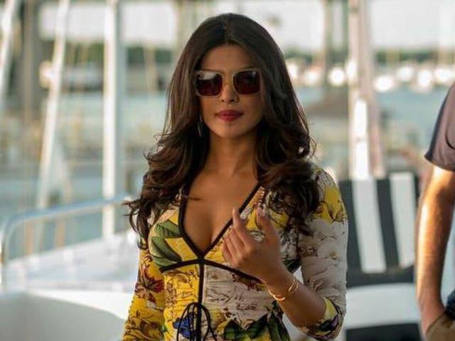 Priyanka Chopra's Baywatch Character is a 'Bombshell of a Villain'