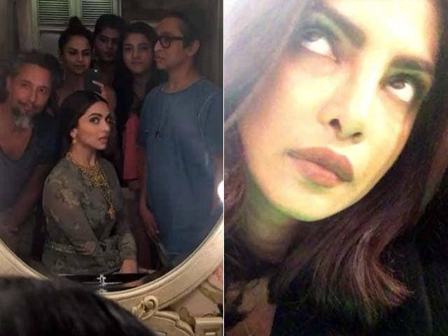 Kabhi Khushi Kabhi Gham, Starring Priyanka Chopra and Deepika Padukone