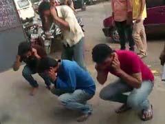 पुणे : गणेश उत्सव के लिए चंदा न देने पर बेकरी कर्मचारियों से उठक-बैठक करवाई