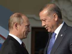Vladimir Putin Congratulates Turkey's Tayyip Erdogan's For Election Win