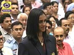 पीवी सिंधु, दीपा कर्मकार, साक्षी मलिक और जीतू राय को राजीव गांधी खेल रत्न पुरस्कार