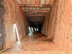 महाराष्ट्र राजभवन के नीचे 150 मीटर लंबे ब्रिटिश कालीन बंकर का पता चला