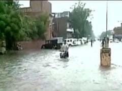24 Airlifted In Rajasthan As Rains Create Flood-Like Scene