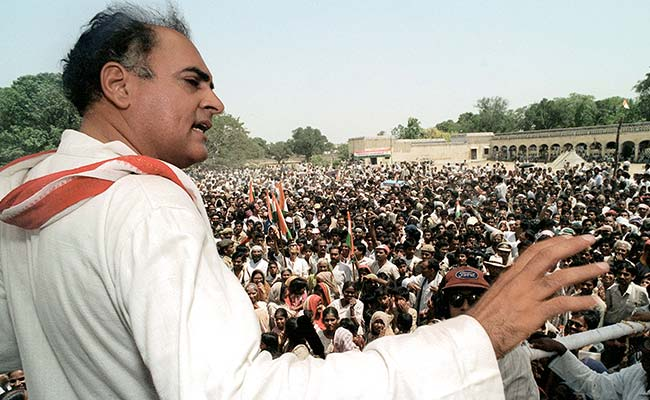 Rajiv Gandhi Assassination Case Can't Be Reopened, CBI Tells Supreme Court