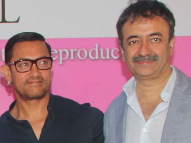 Rajkumar Hirani Has a Great Idea For 3 Idiots 2, Let PK Sequel Be