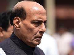 Home Minister Rajnath Singh May Lead All-Party Team To Kashmir On September 3