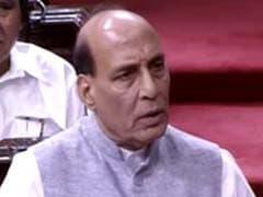 '<i>Yeh Padosi Hai Ki Maanta Hi Nahi</i>': Rajnath Singh's Jab At Pakistan in Parliament