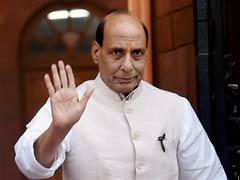 Will Solve Terror, Naxalism, Kashmir Issue By 2022, Says Rajnath Singh