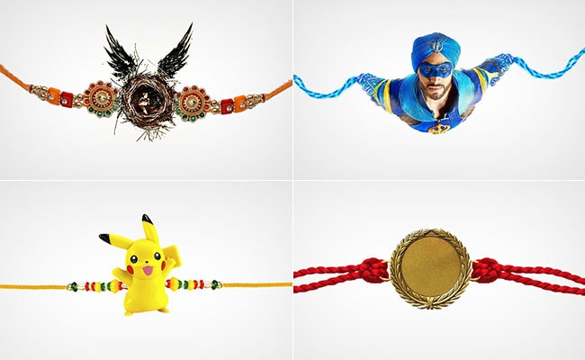 Pokemon Go to Superheroes: 5 Custom Rakhis For Your Brothers