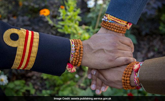 वृंदावन की विधवा महिलाएं प्रधानमंत्री को भेजेंगी राखी, संत-महात्माओं को भी बांधेंगी राखी