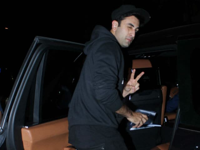Would Ranbir Kapoor Ever Play a Gay Character? His Answer Here