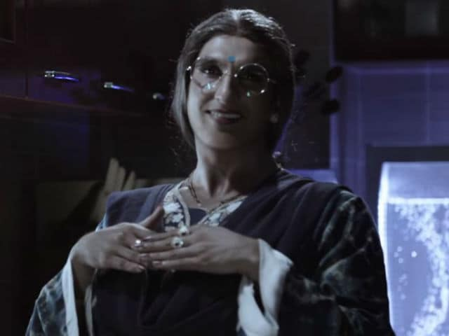 Ranveer Singh Says He Always Wanted to do a Mother's Role