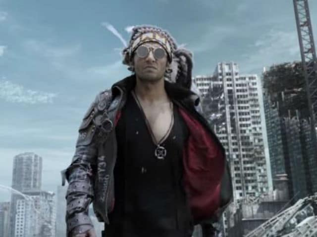 The All-New Ranveer Ching is Basically Mad Max With Jokes