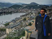 You Can See Ranveer Singh's Swiss Holiday Pictures Here