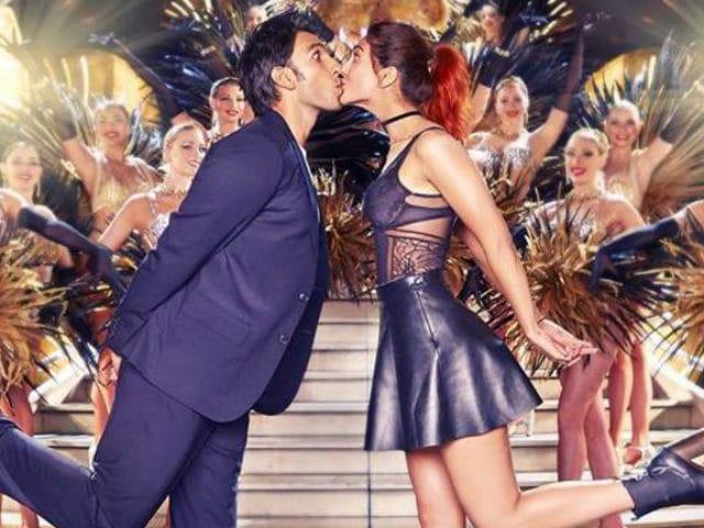 Ranveer and Vaani Are Still Befikre, Still Kissing on New Poster