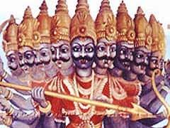 यहां बनकर तैयार है रावण का मंदिर, 11 अगस्त को होगी मूर्ति की स्थापना