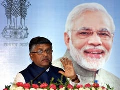 Man Charged For Allegedly Harassing Minister Ravi Shankar Prasad's Secretary