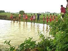 ओलिंपिक मेडल का ख्वाब देखती रेखा कुमारी को 'खतरनाक' बांध में करना पड़ रहा है तैरने का अभ्यास