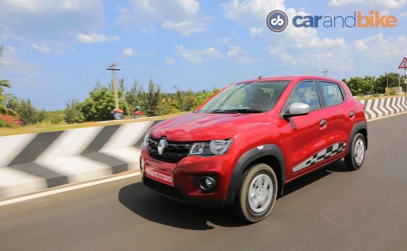 Renault Kwid 1.0-Litre Hatchback