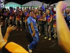 Party Time In Rio De Janeiro After Rollercoaster Run-Up To The Games
