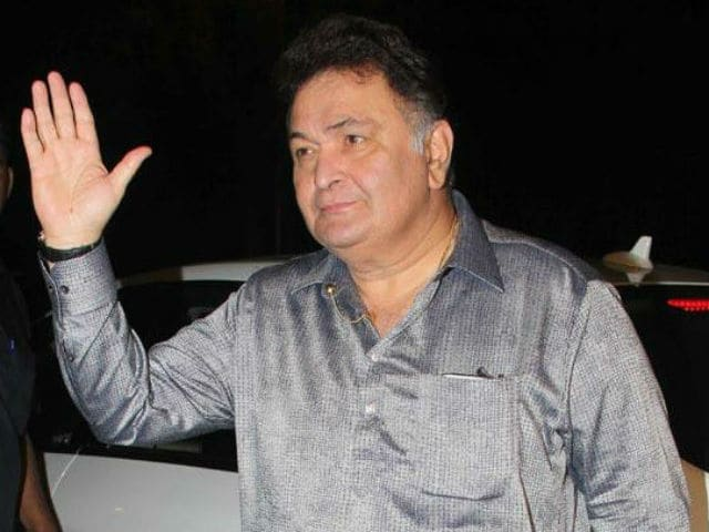Rishi Kapoor Feels That Piracy is Unstoppable