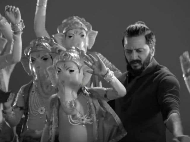 Riteish Deshmukh's Thank God, Bappa is This Year's Festival Anthem