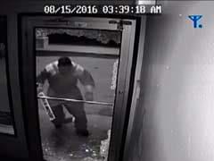 Robber Disguises Himself As Hockey Goalie To Steal Beer In Canada