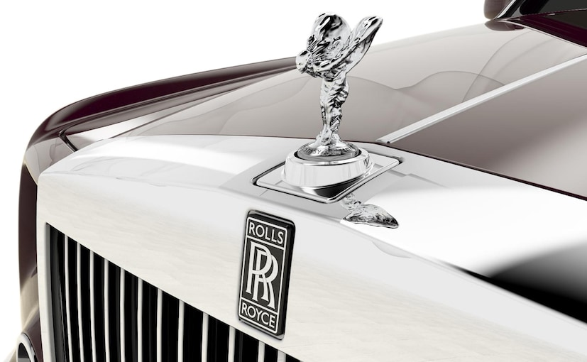 Why You Can't Steal The Rolls-Royce Spirit Of Ecstasy Hood Ornament